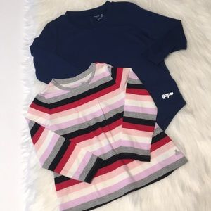 Lot of 2 GAP tops Size 4-5